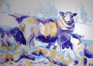 Messy How to Be Creative and Resilient in a Tidy-Minded World aka restriction is freedom when painting sheep